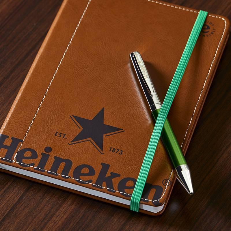 Heineken Luxury Pen in Gift Box
