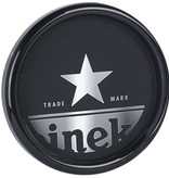 Heineken Curved Waiter Tray Black