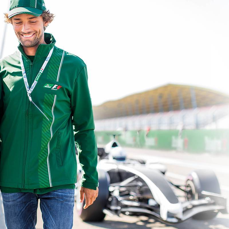 Heineken Formula 1 Jacket Men