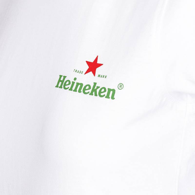 Heineken White T-shirt Women
