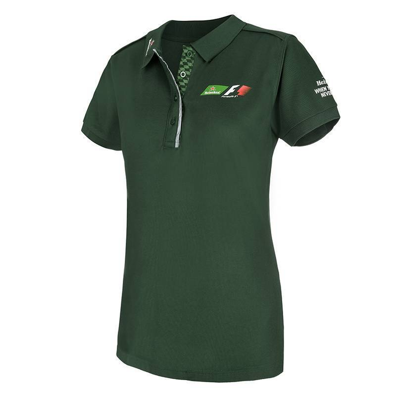 Heineken Formula 1 Polo Shirt Women