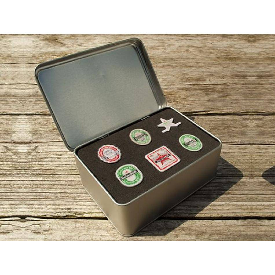 Heineken EPISODE PIN BOX (INCL. 6 PINS)