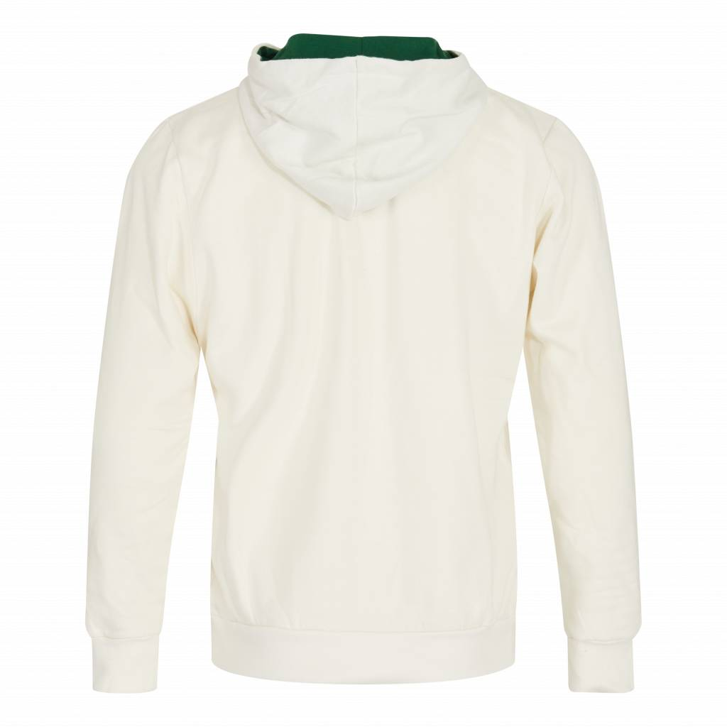 Heineken HOODED SWEATER ORGANIC COTTON WHITE MEN