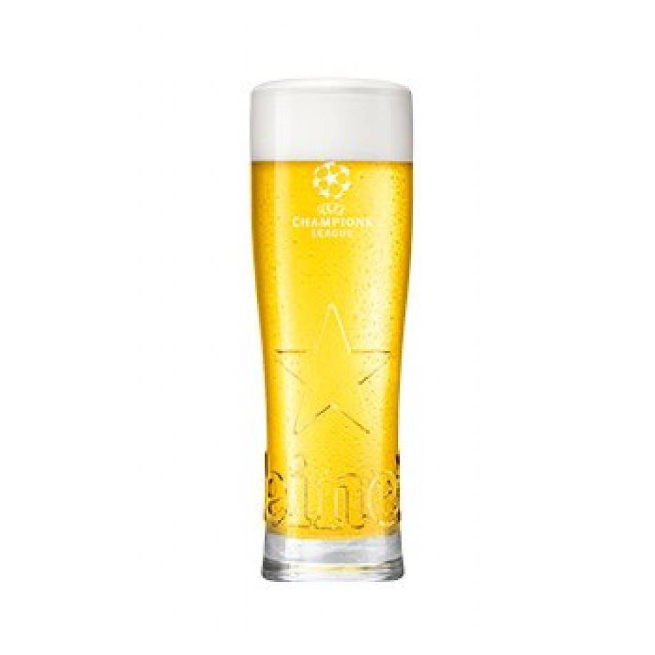 Heineken UCL GLASSES (4 PCS)