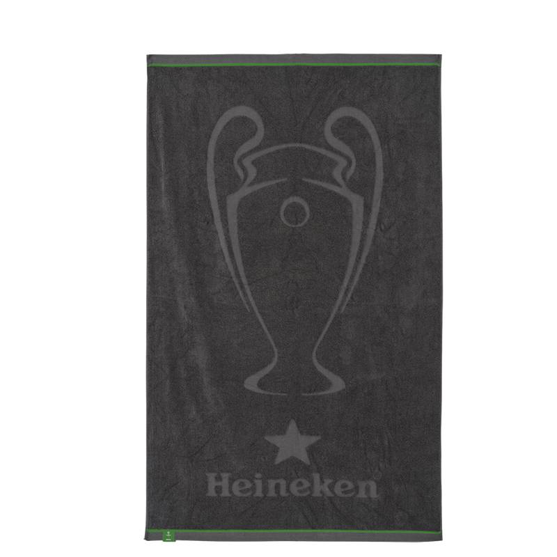 Heineken Heineken UEFA Champions League  Grey Beach Towel