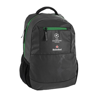 UEFA Champions League Grey Backpack