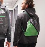 UEFA Champions League Green Drawstring Bag