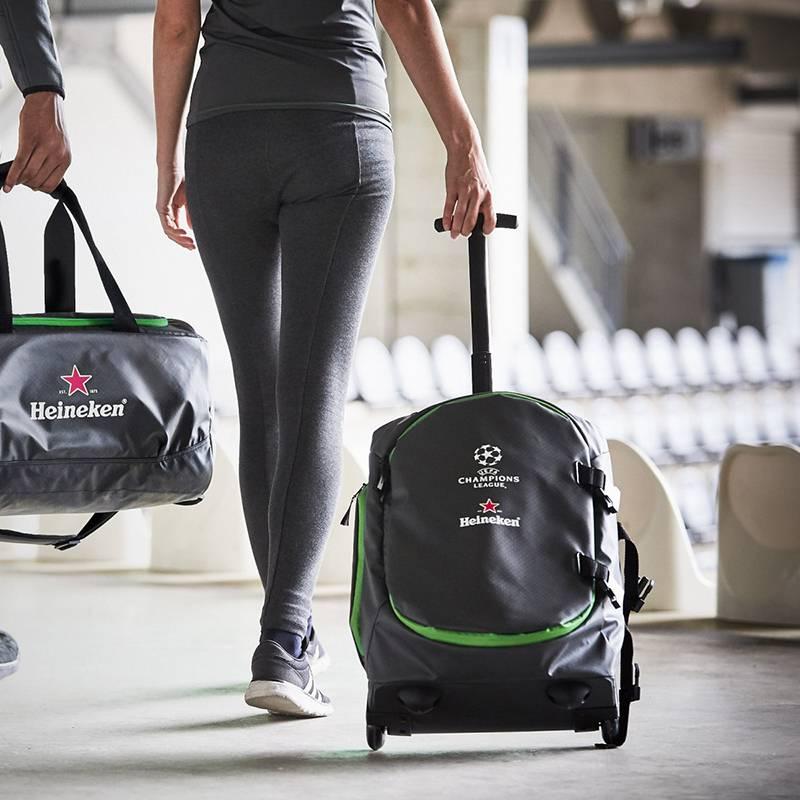 Heineken UEFA Champions League Wheeled Cabin Bag