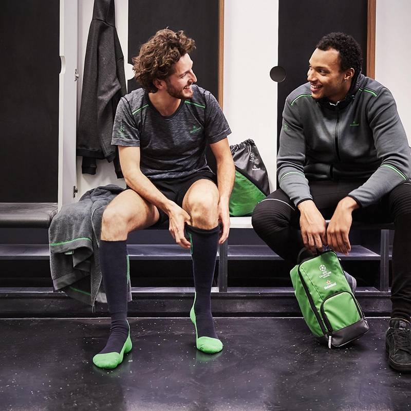 Heineken UEFA Champions League Black Football Socks