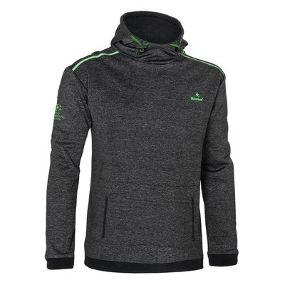 Heineken UEFA Champions League Grey Hooded Sweatshirt