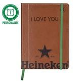 Heineken Notebook