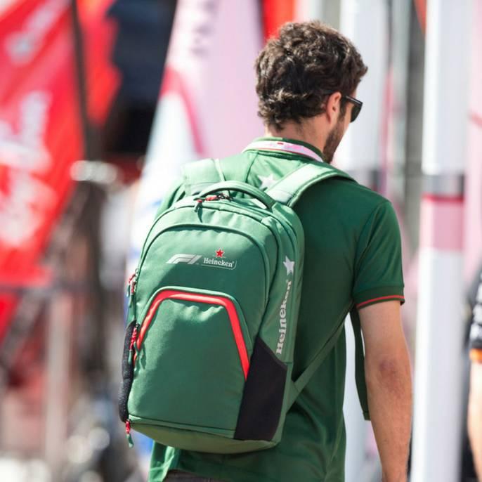 Heineken Formula 1 2018 Backpack
