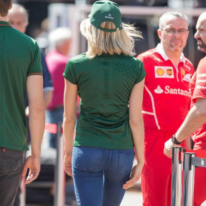 Heineken Formula 1 2018 T-Shirt Women