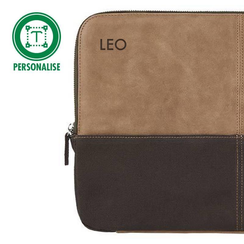 Heritage Leather Laptop Sleeve