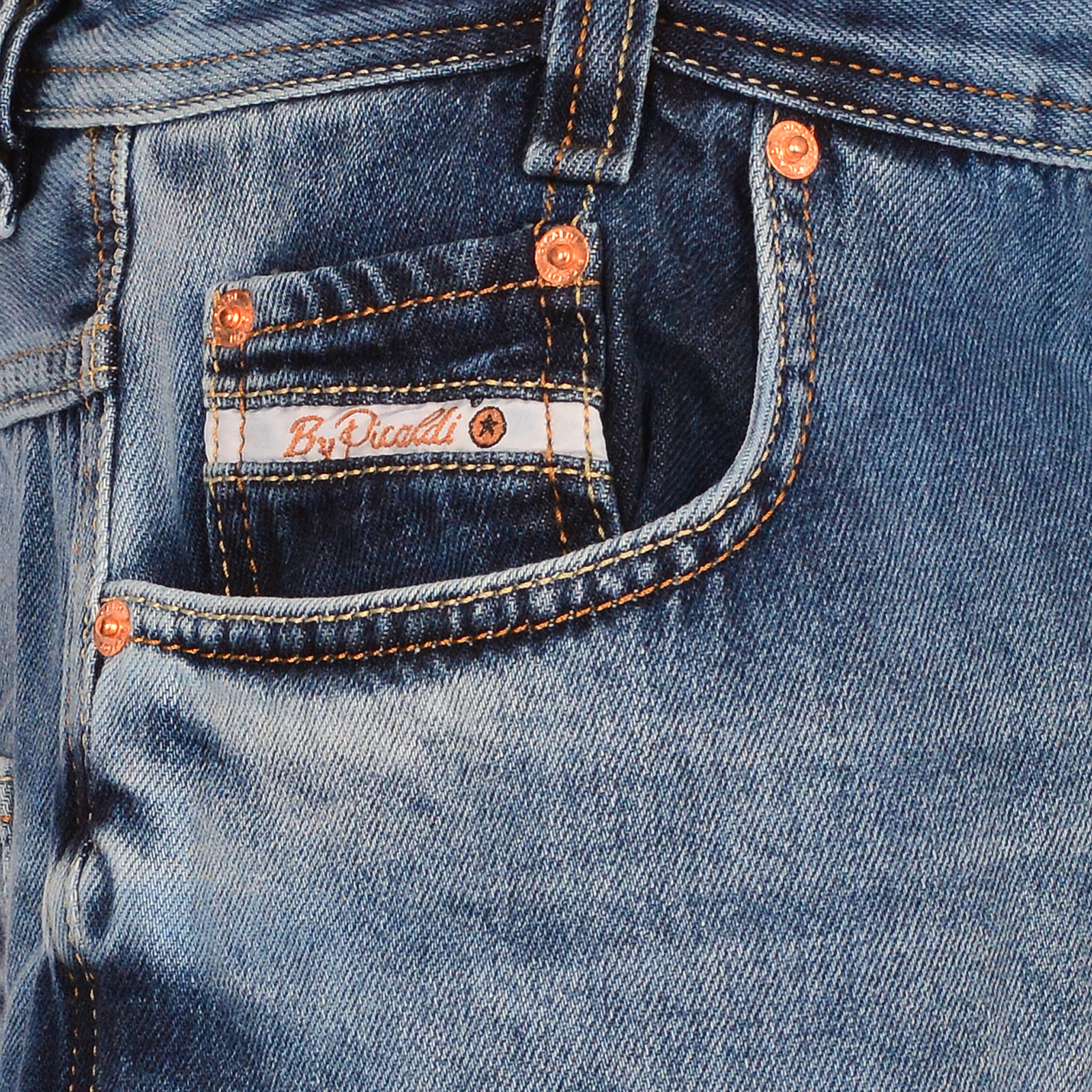 Zicco 472 Jeans - Sixtyfive
