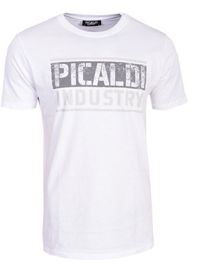 Picaldi Industry Shirt - Weiss