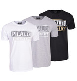 Picaldi Picaldi Industry Shirt  - Weiss