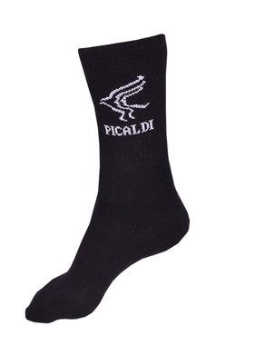 Picaldi Tennis Socke Eagle - Schwarz