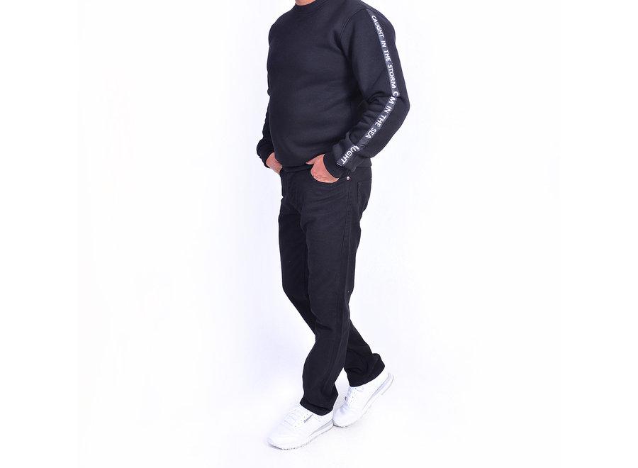 PCLD  Straight 131 - Black