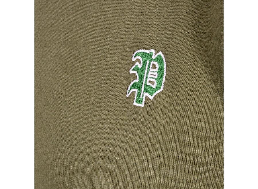 Initial Pullover - Khaki