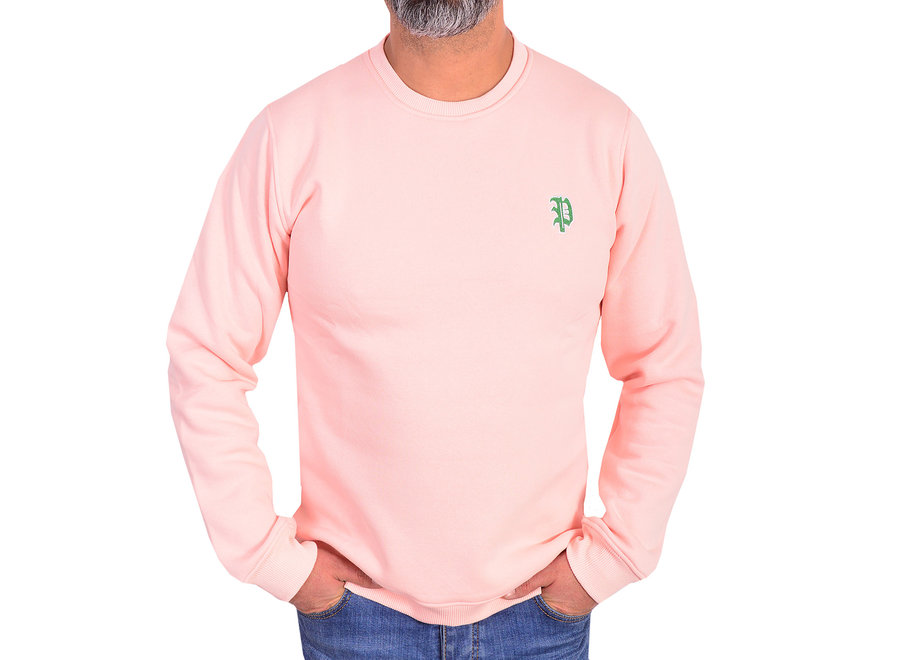 Initial Pullover - Rosa