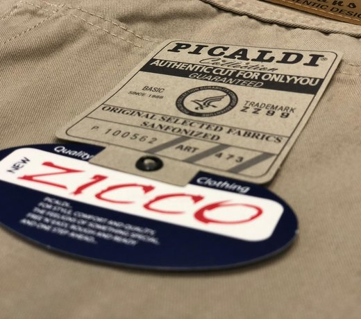 New Zicco 473 Jeans - Der Kompromiss