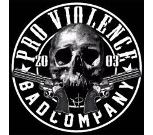 Pro Violence Streetwear