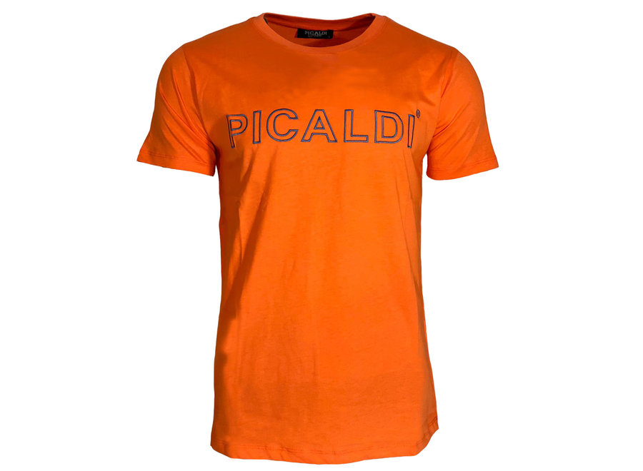 T-Shirt Graphic - Orange