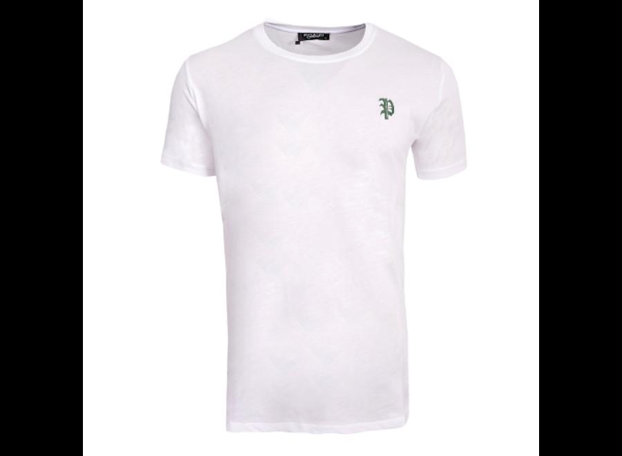 Picaldi Shirt - Carta/White
