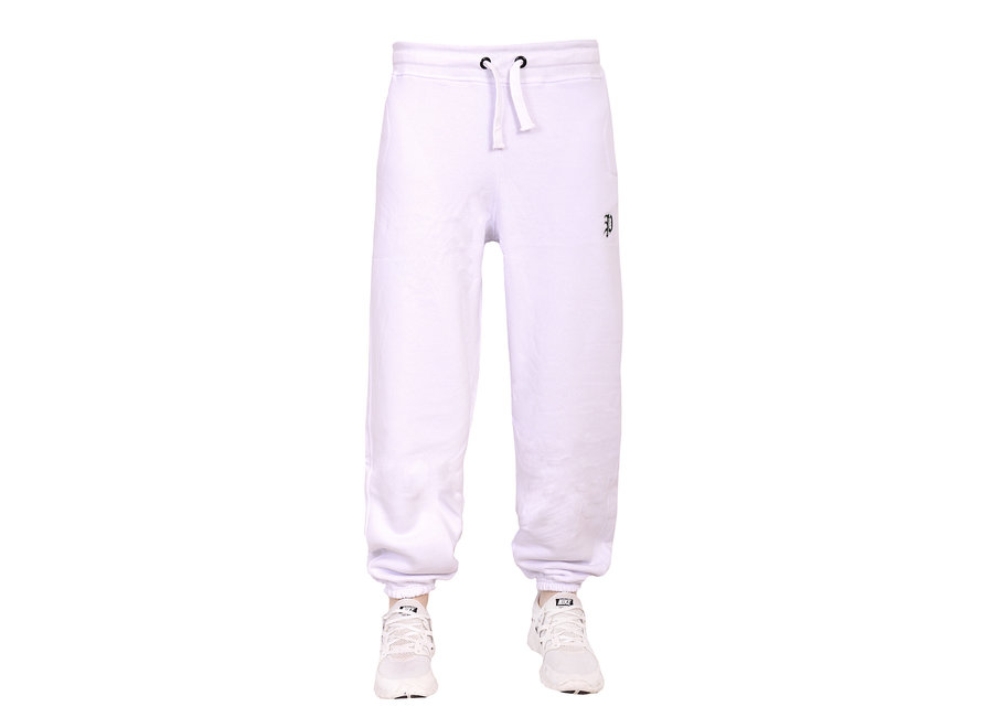 P Jogginghose -White /Weiss