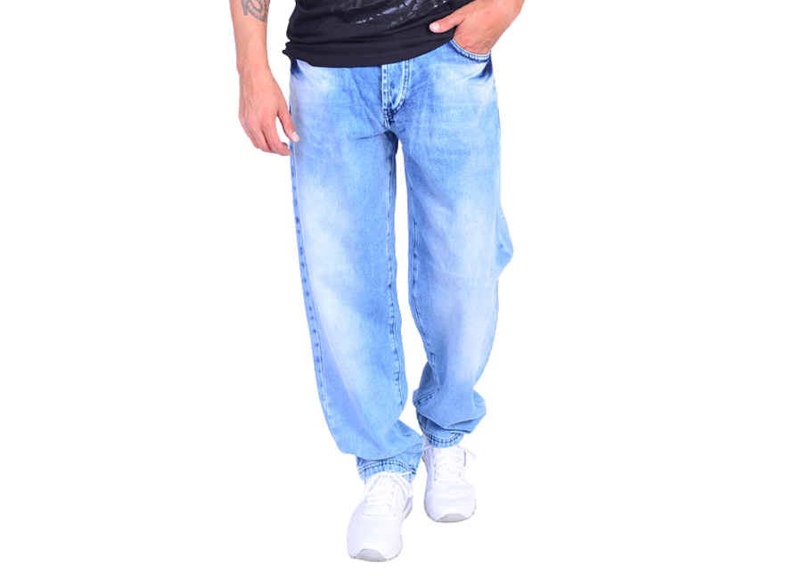 Zicco 472 Jeans - Bleached