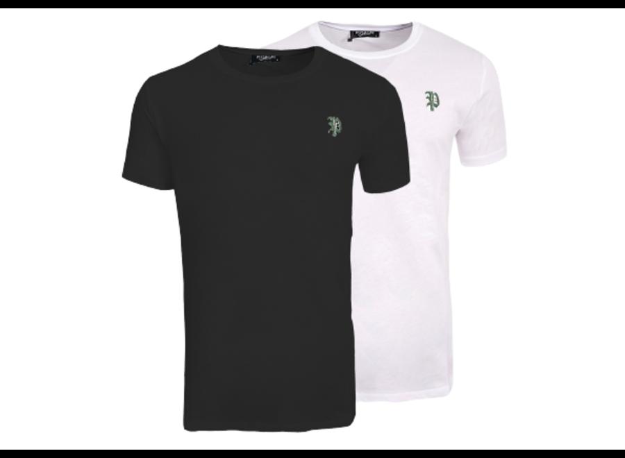 Shirt im Pack- Carta (Schwarz & Weiss)