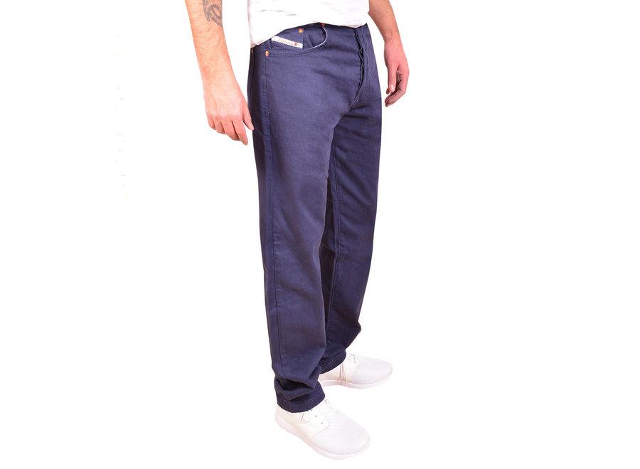 New Zicco 473 Jeans - Gabardine Night Blue