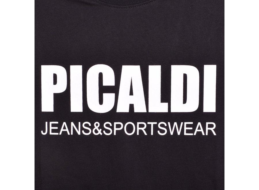Picaldi Shirt Remember Black