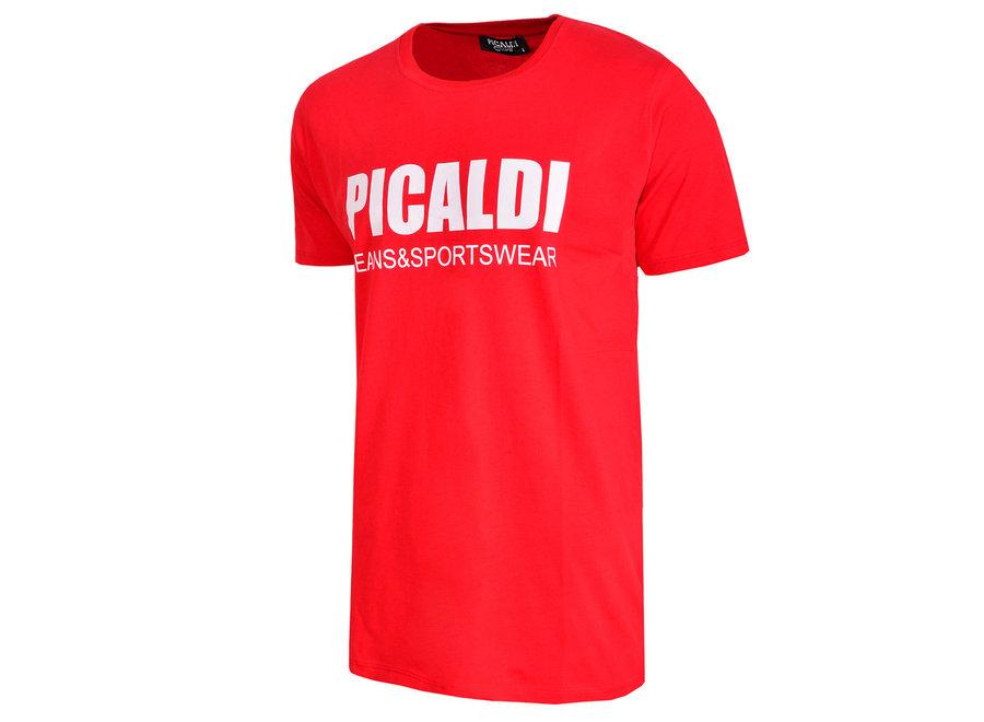 Picaldi Shirt Remember Red