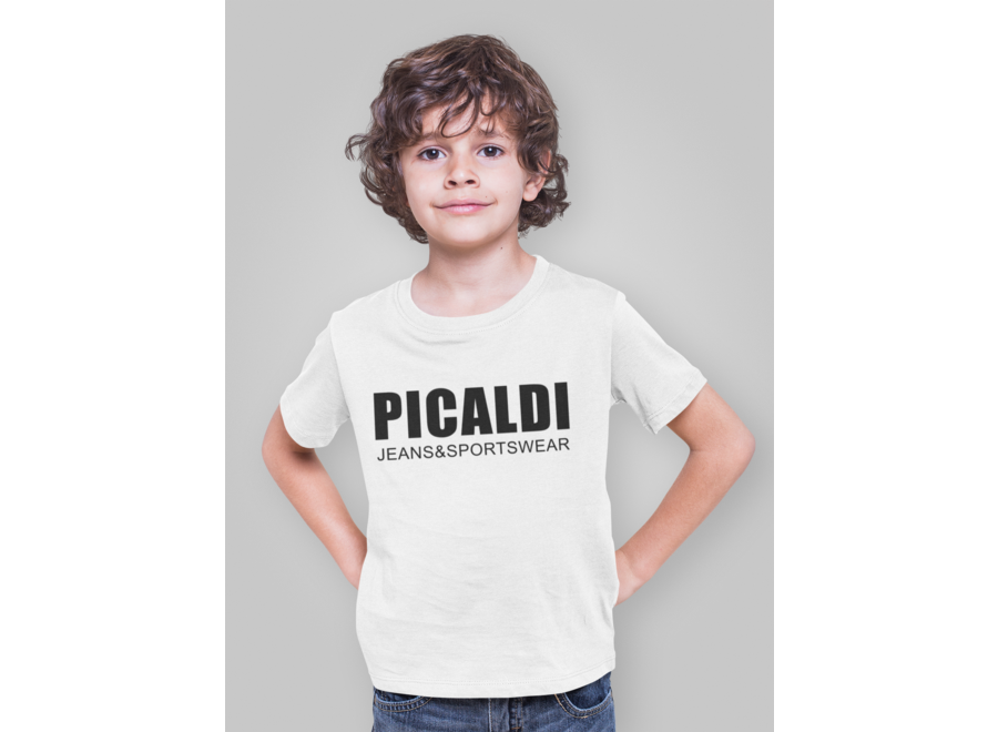 Kids Shirt  -White/ Weiss