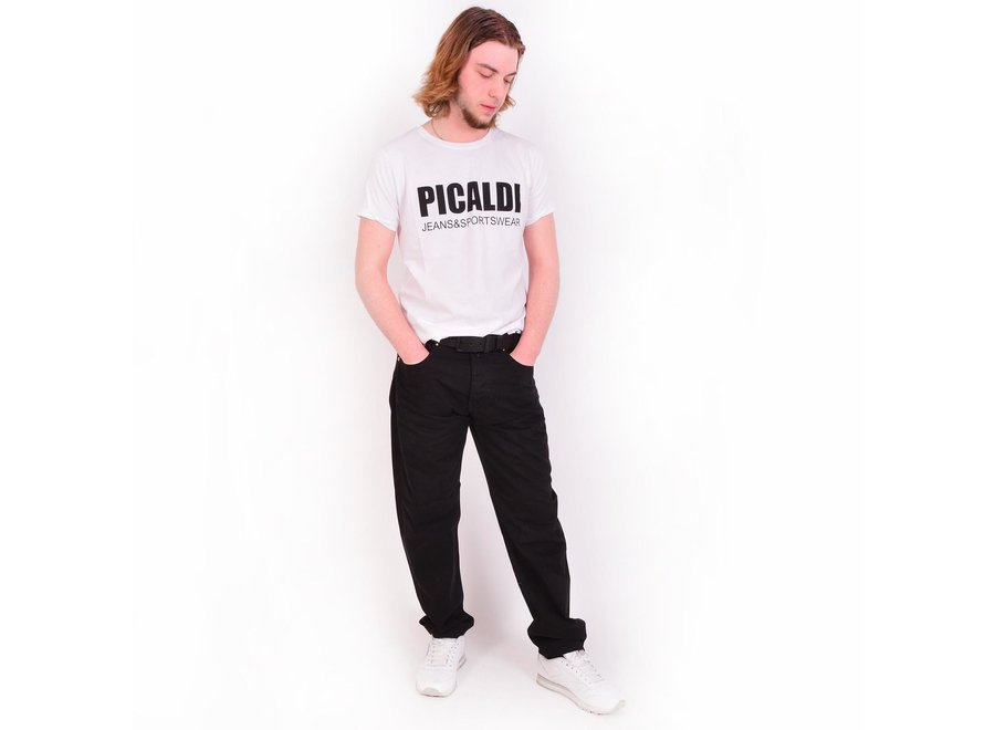 Picaldi Shirt Remember -White
