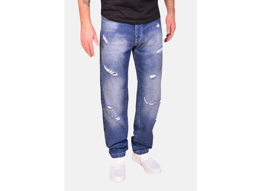 Zicco 473 Jeans - DESTROYED