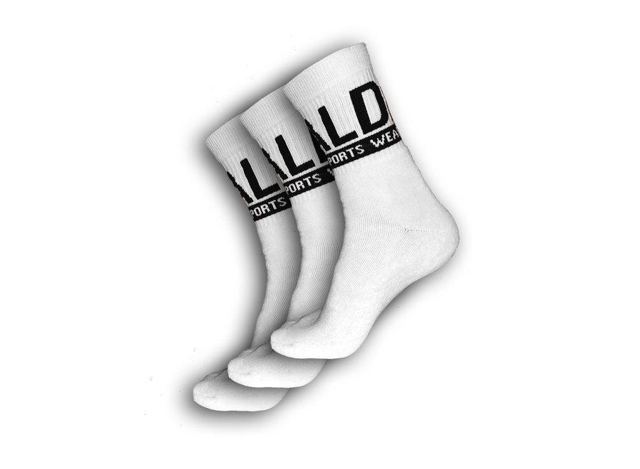 Drei Paar Socken im Set