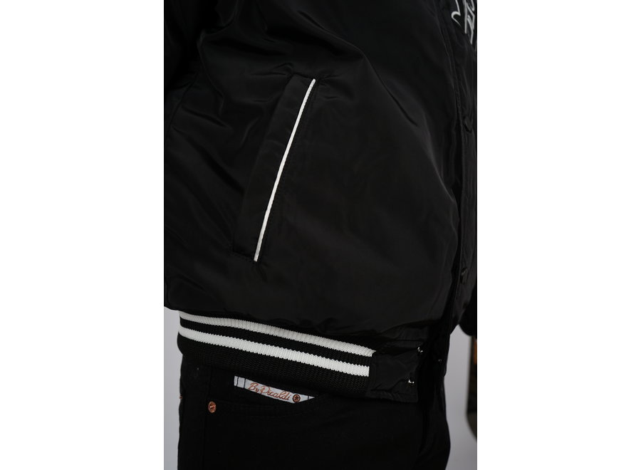 PICALDI Bomberjacke - Black/Schwarz
