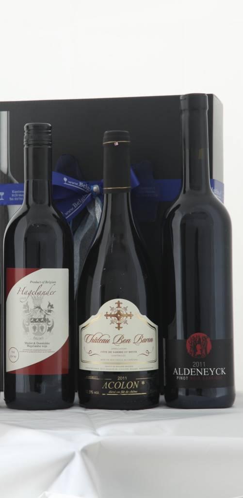 Relatiegeschenk - Rode wijn