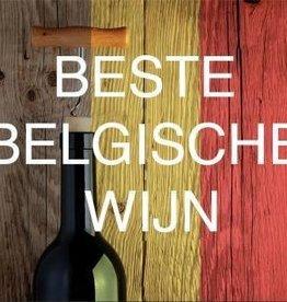 Pakket - Beste Belgische Wijn 2018