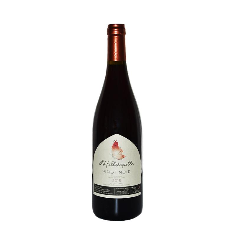 d'Hellekapelle d'Hellekapelle - Pinot Noir