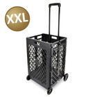 O'DADDY Shopping Crate XXL - foldable- 55L