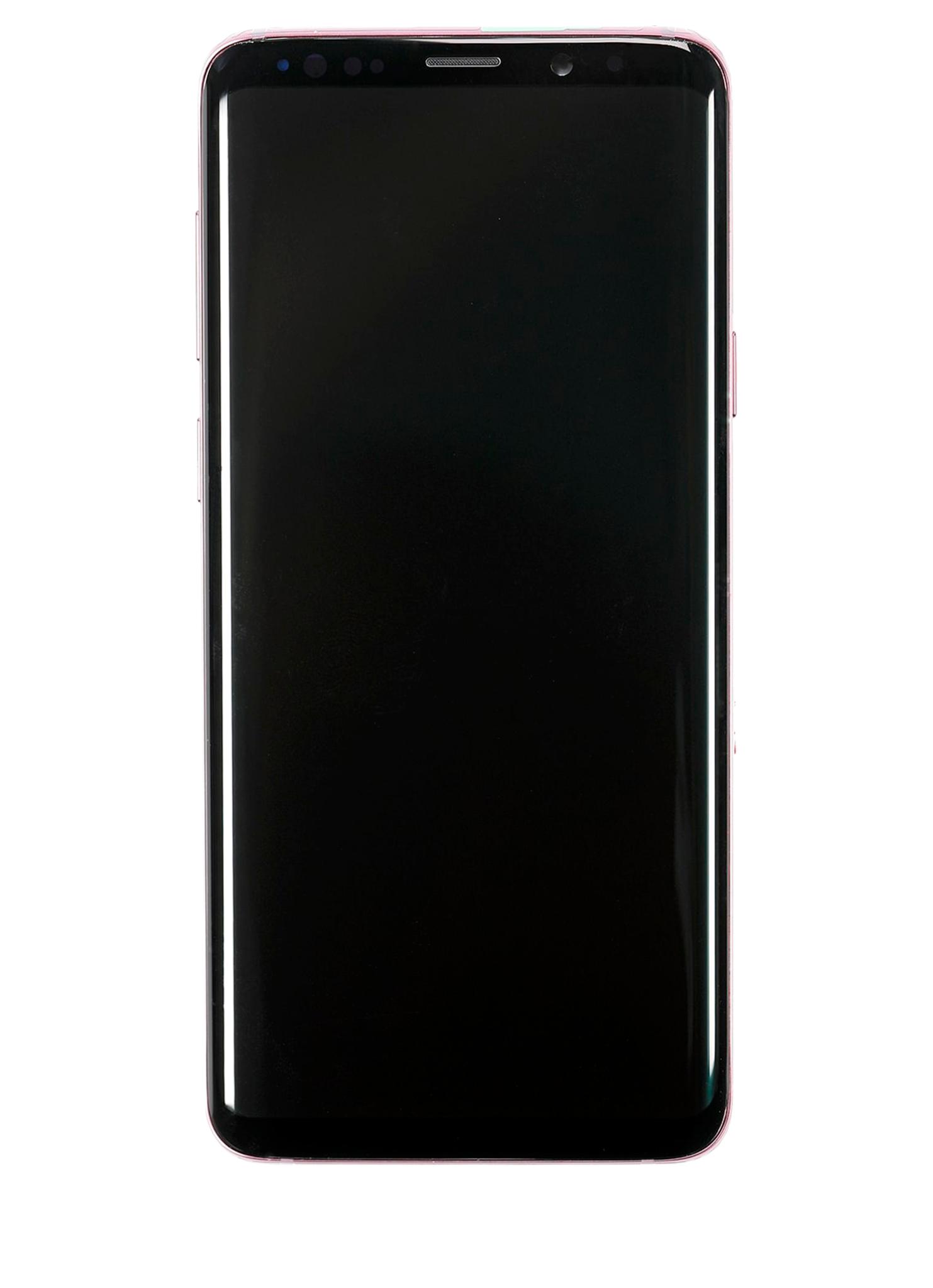 Samsung Galaxy S9 Plus SM-G965 Display Module + Frame Purple