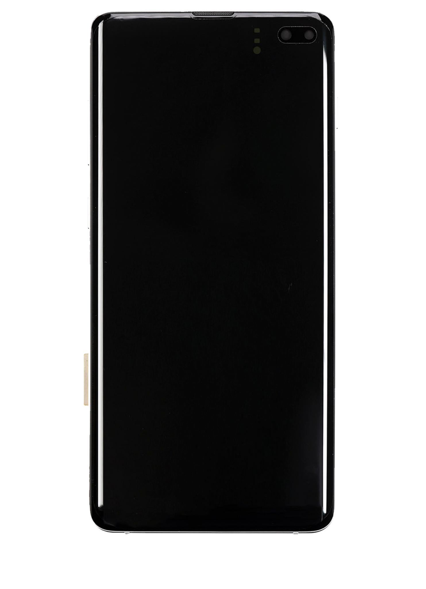 Samsung Galaxy S10 Plus SM-G975 Display Module + Frame Green