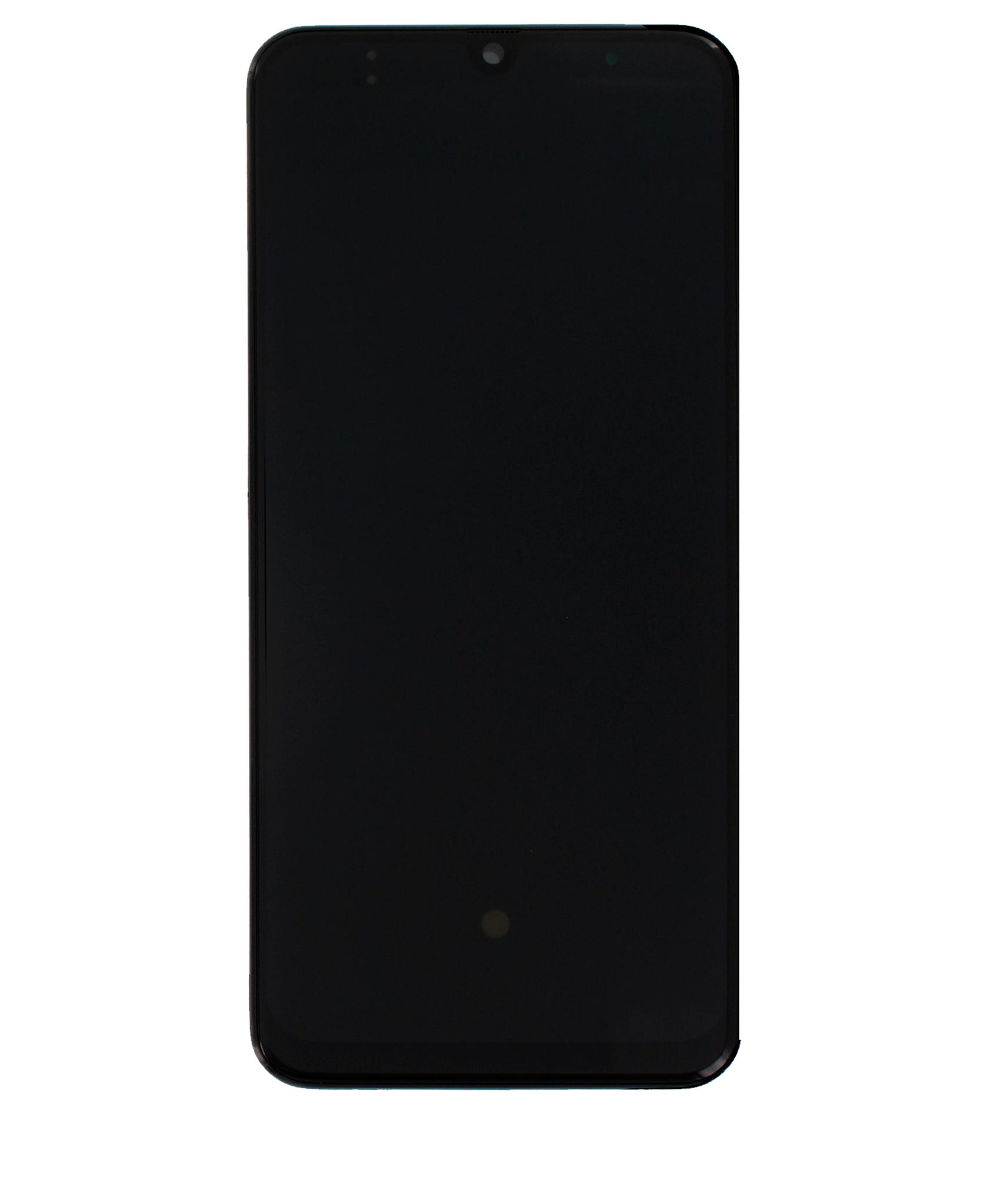 Samsung Galaxy A50 SM-A505 Display Module + Frame Black Compatible Plus