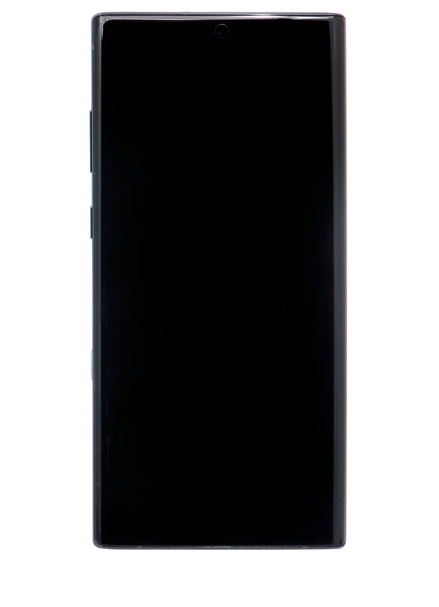 Samsung Galaxy Note 10 Plus SM-N975 Display Module + Frame Black