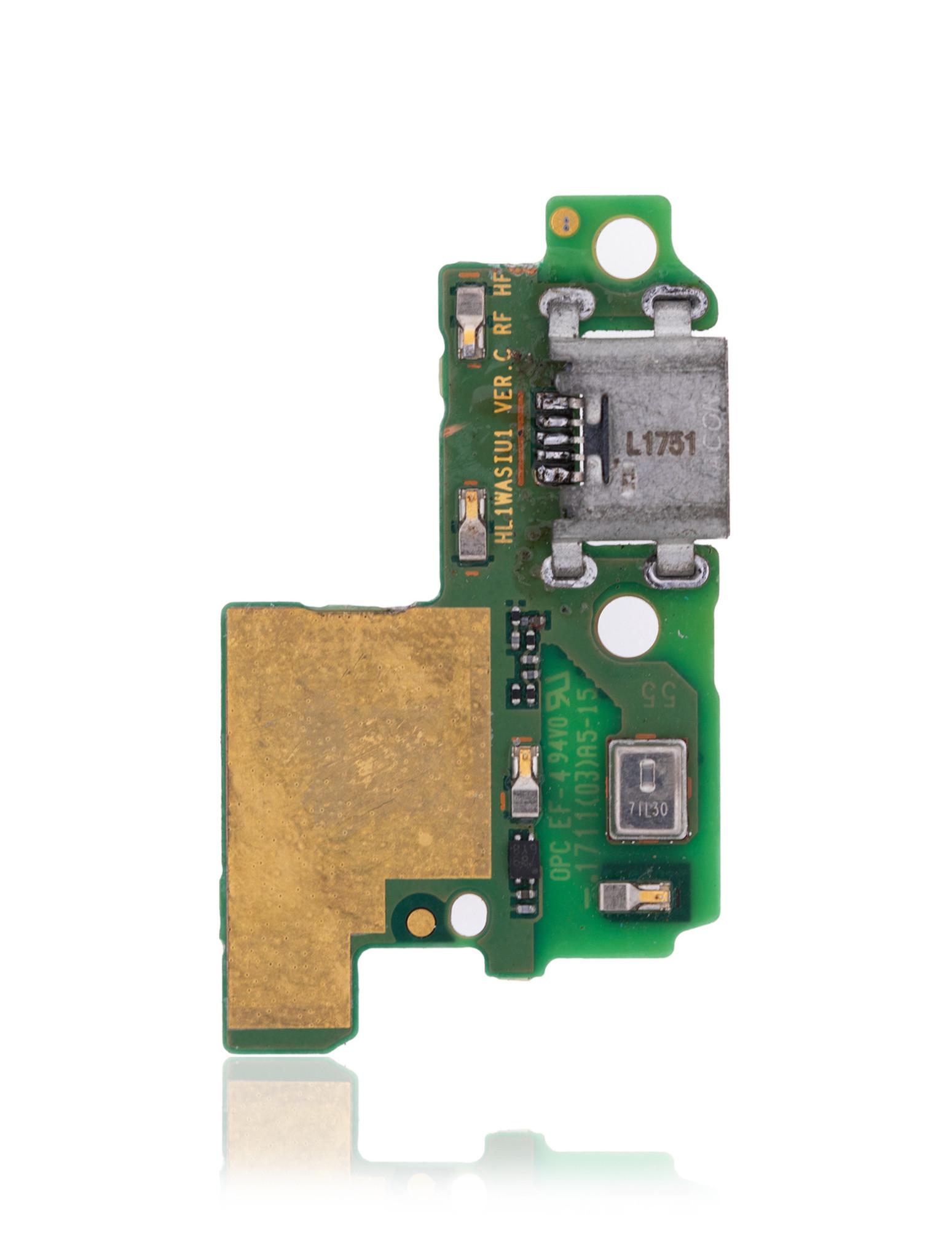 Huawei P10 Lite WAS-LX1 Charging Port + Microphone Board