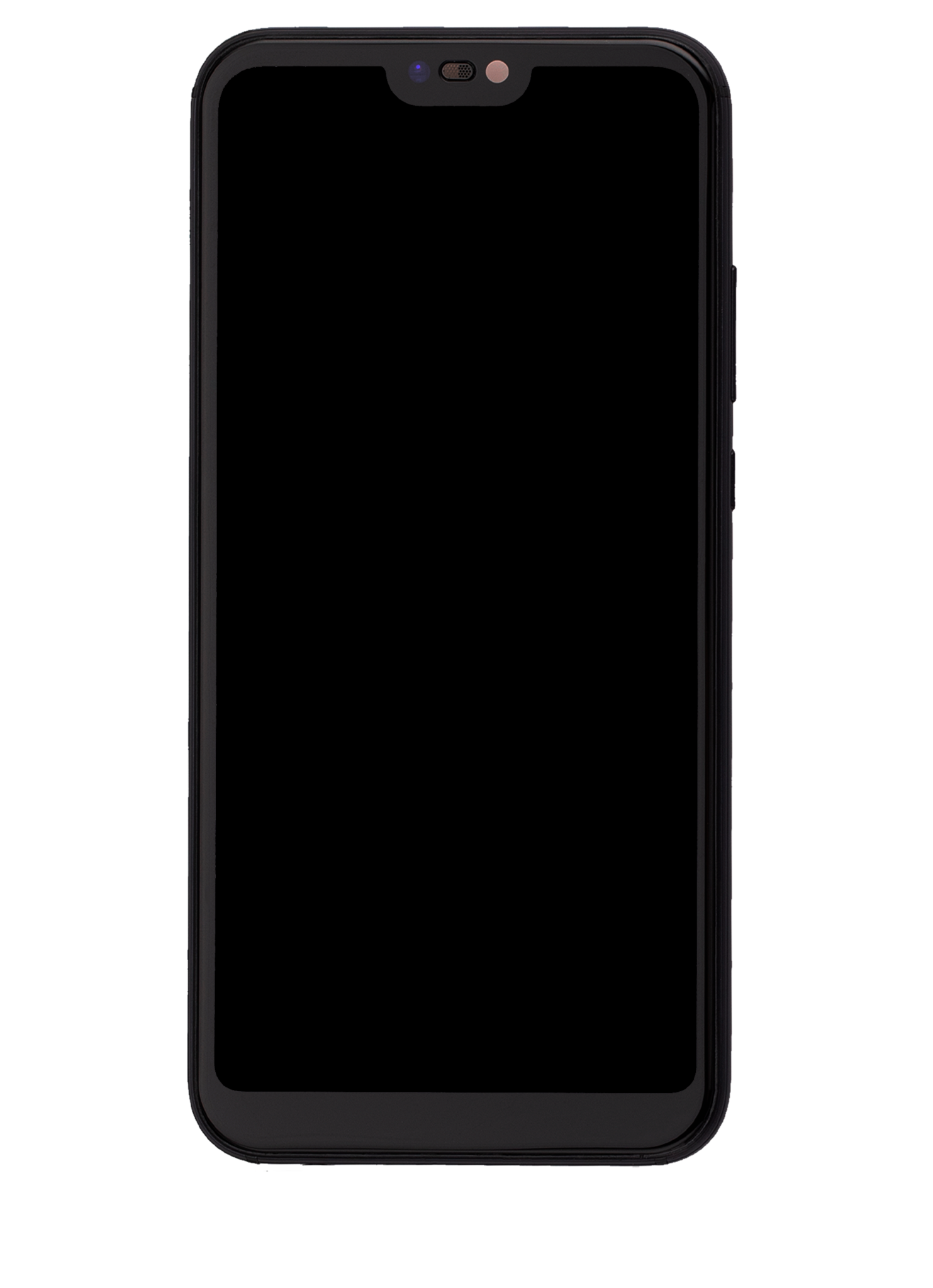 Huawei P20 Lite ANE-LX1 Display Module + Frame Black